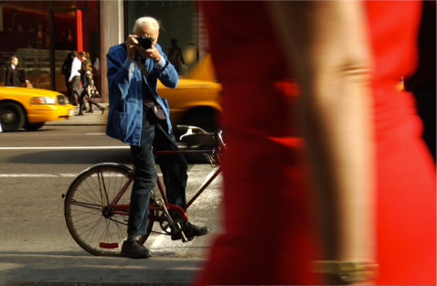 Bill Cunningham New York - The Movie